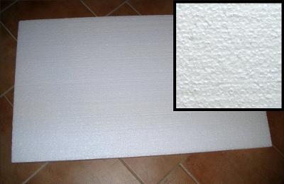 La ligne maginot confection d 39 une planche pr sentative - Billes polystyrene castorama ...
